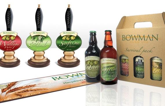 INCA_POS & Packaging_Bowman Ales