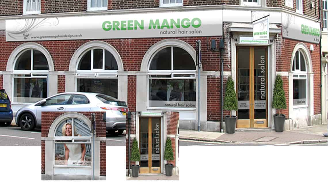 INCA_Retail Design_Green mango