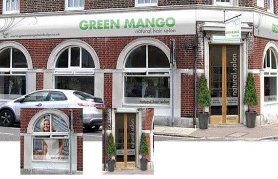 INCA_Retail Design_Green mango